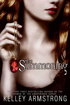 The Summoning a book by author kelly armstrong