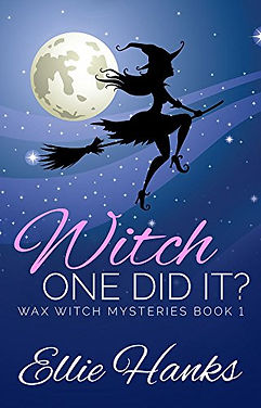Witch One Did It? by Ellie Hanks