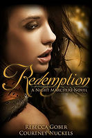 redemption a book by authors rebecca gober and courtney knuckles
