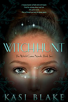 witch hunt a book by author kasi blake