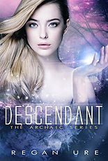 Descendant by Regan Ure