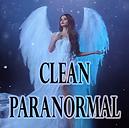 CLean Paranormal Angel Logo ulta glow.pn