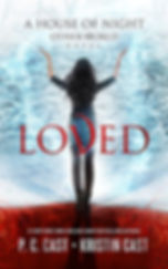 Loved by P.C. Cast and Kristin Cast