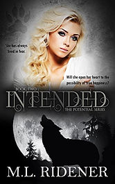 Intended by M.L. Ridener