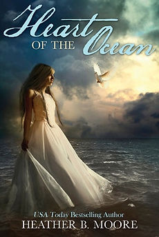 heart of the ocean a book by author heather b. moore