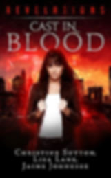 Cast in Blood by Christine Sutton
