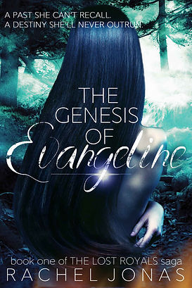 THE GENESIS OF EVANGELINE BY RACHEL JONAS