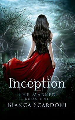 inception by bianca scardoni marked book 1