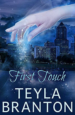 First Touch byTeyla Branton