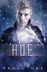 Hue by Regan Ure