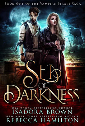 Sea of Darkness by Isadora Brown and Rebecca Hamilton