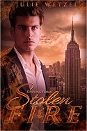 stolen fire by julie wetzel