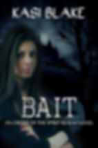 bait a book by author kasi blake