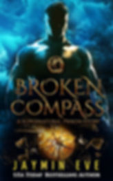 Broken Compass by Jaymin Eve