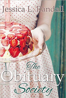 the obituary society a book by author jessica l. randall