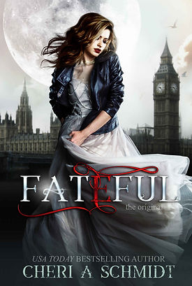 Fateful The Fateful Vampire Series by Cheri A. Schmidt book cover