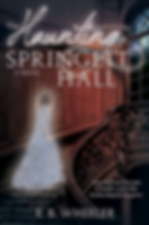 the haunting of springett hall a book by author e.b. wheeler