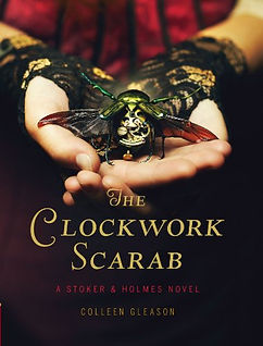 The Clockwork Scarab by Colleen Gleason