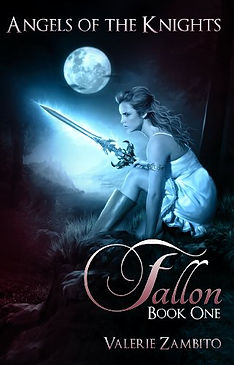 Angels of the Knights: Fallon by Valerie Zambito
