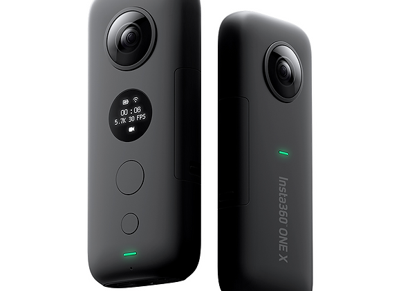 Insta360 One X 5.7K VR 360°