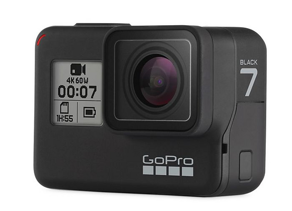 GoPro Hero 7 - Black Edition