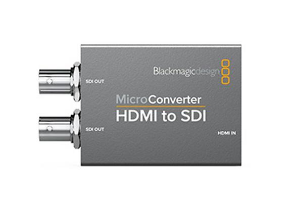 Blackmagic  MicroConverter  HDMI to SDI