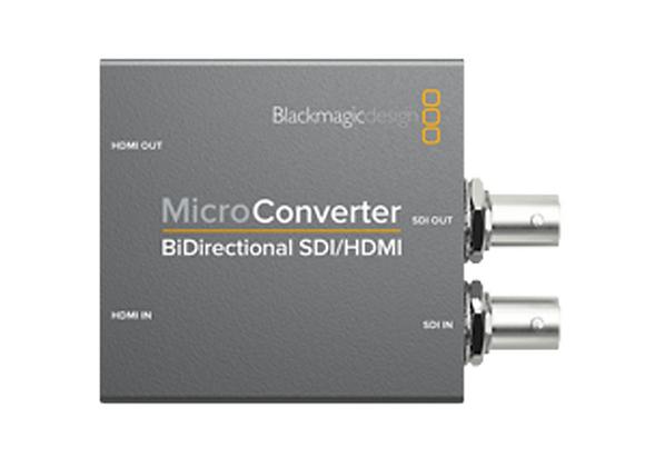 Blackmagic  MicroConverter  BiDirectional SDI/HDMI