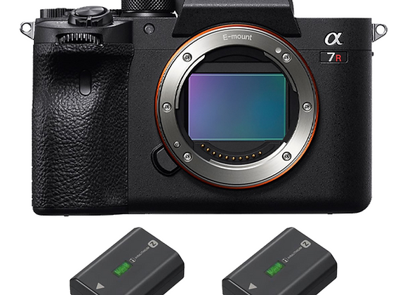 Sony A7 RIV + accessoires