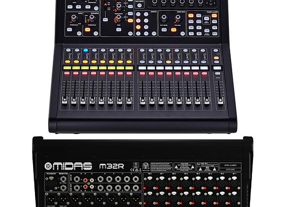 Table mixage - Midas  M32R