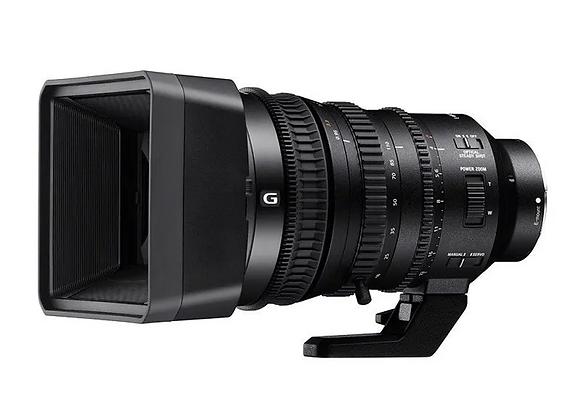 Sony  FE PZ 28-135 mm f/4 G OSS