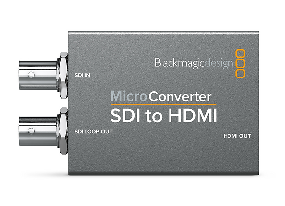 Copie de Blackmagic  MicroConverter  SDI to HDMI
