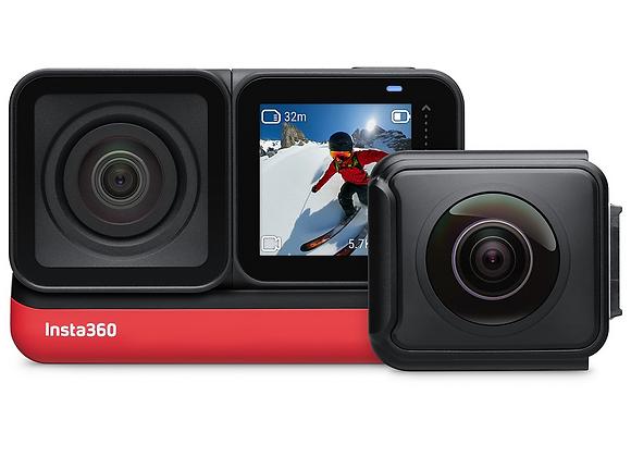Insta360 One R 5.7K VR 360°