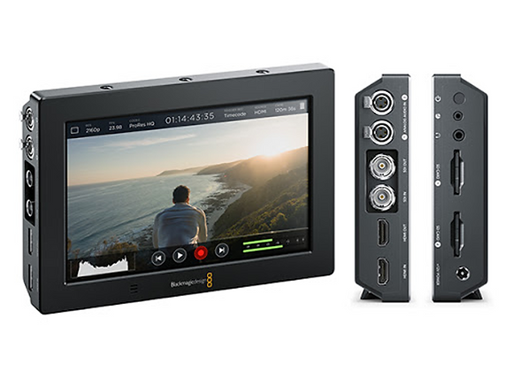 BlackMagic Video Assist 7'' 12G HDR