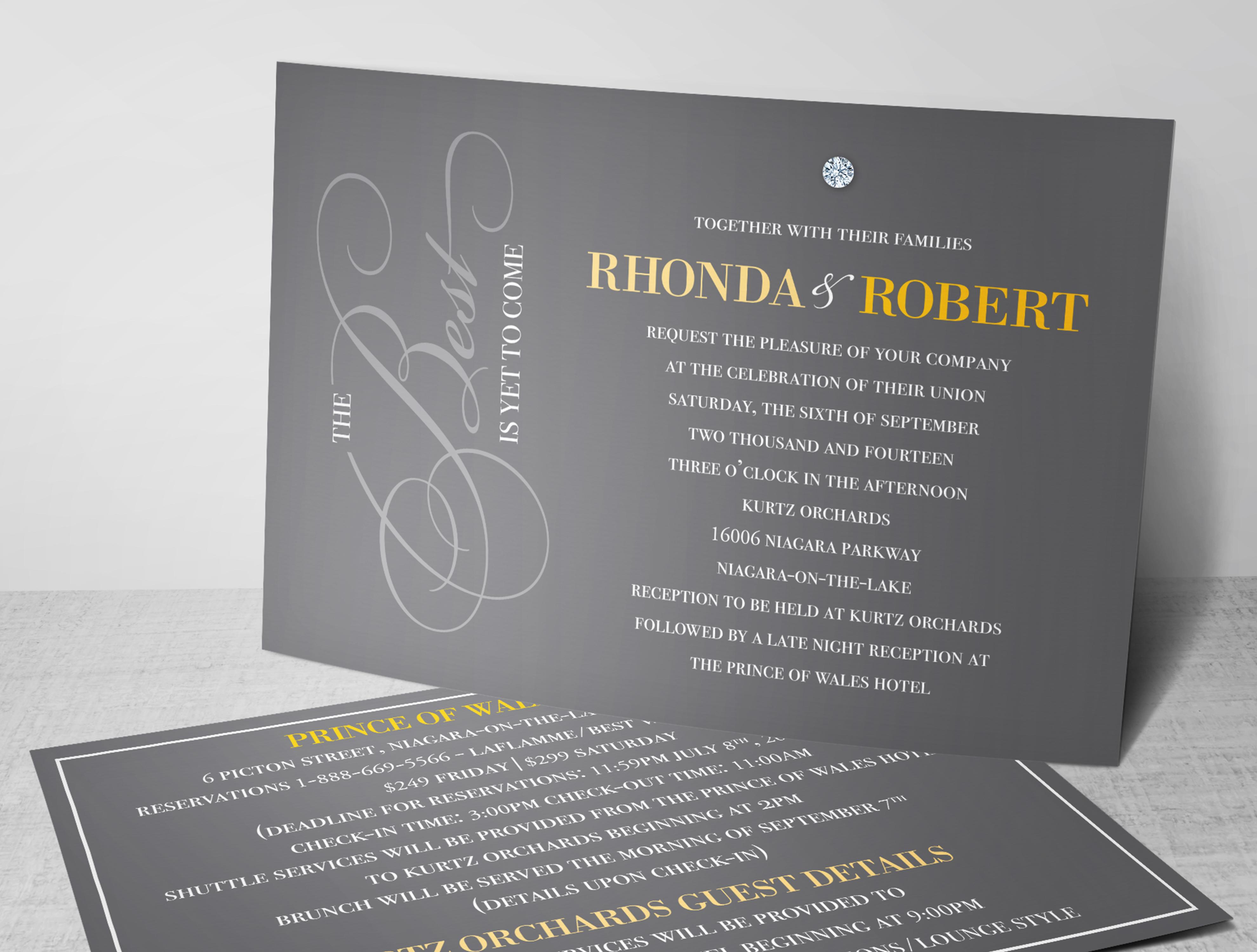 Rhonda & Robert
