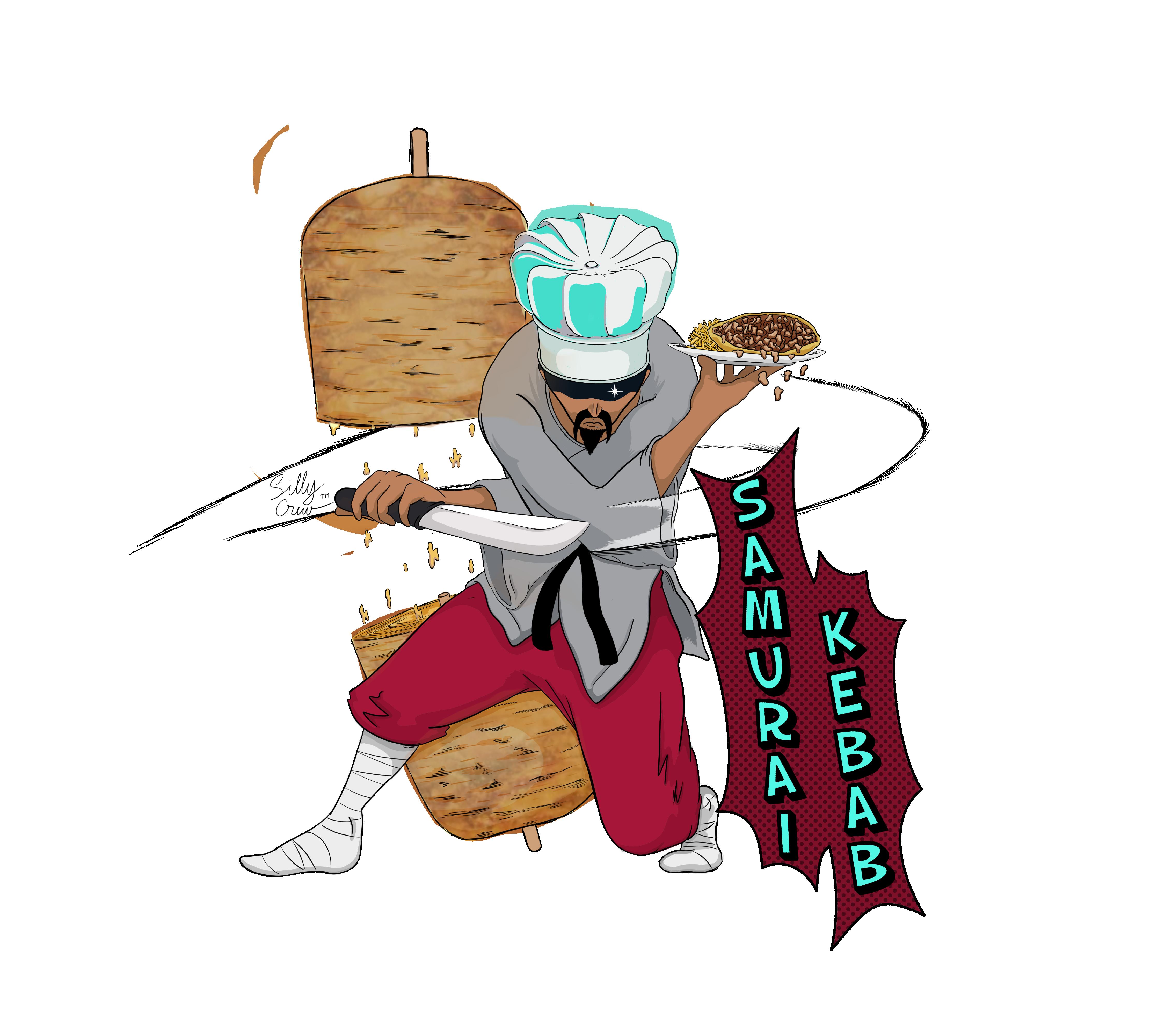 Samurai Kebab