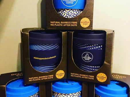 CGC ecoffee reusable cups!