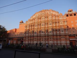 インドツアー報告その3:ジャイプールからアグラへ
