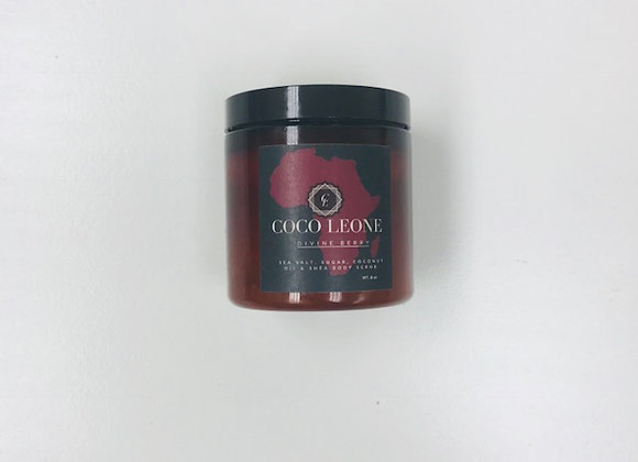 Divine Berry Body Scrub