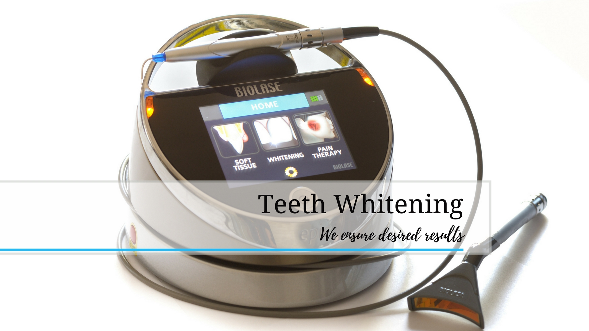 Dr A Rossouw Teeth whitening kit