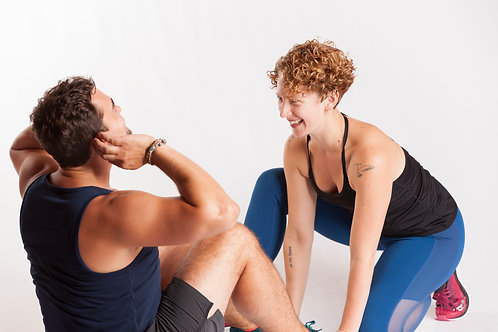In-Person Personal Training Session (60 Minutes)