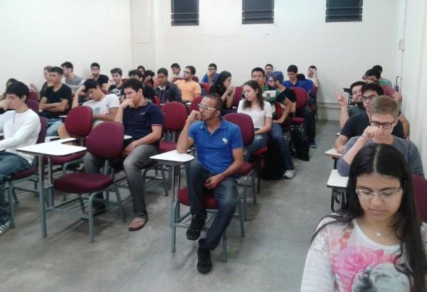 Estudantes de Direito farão prova do processo seletivo para preencher 50 vagas em cadastro de reserva da Defensoria Pública do Amazonas