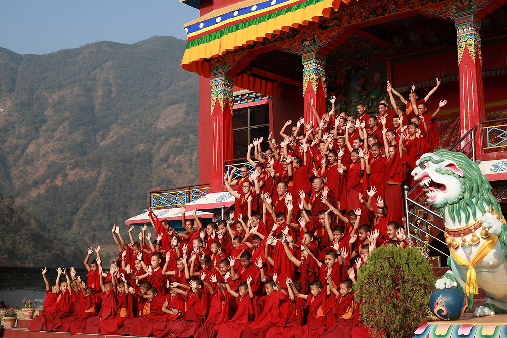 Kelly Samuel Photography - Pema Ts'al Sakya Tibetan Monastery, Nepal.