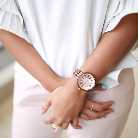 I 💘 My Custom Engraved Watch from Jord Watches - $100 Giveaway!