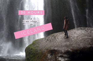 36 HOURS IN ICELAND VLOG | What you need to know 🇮🇸