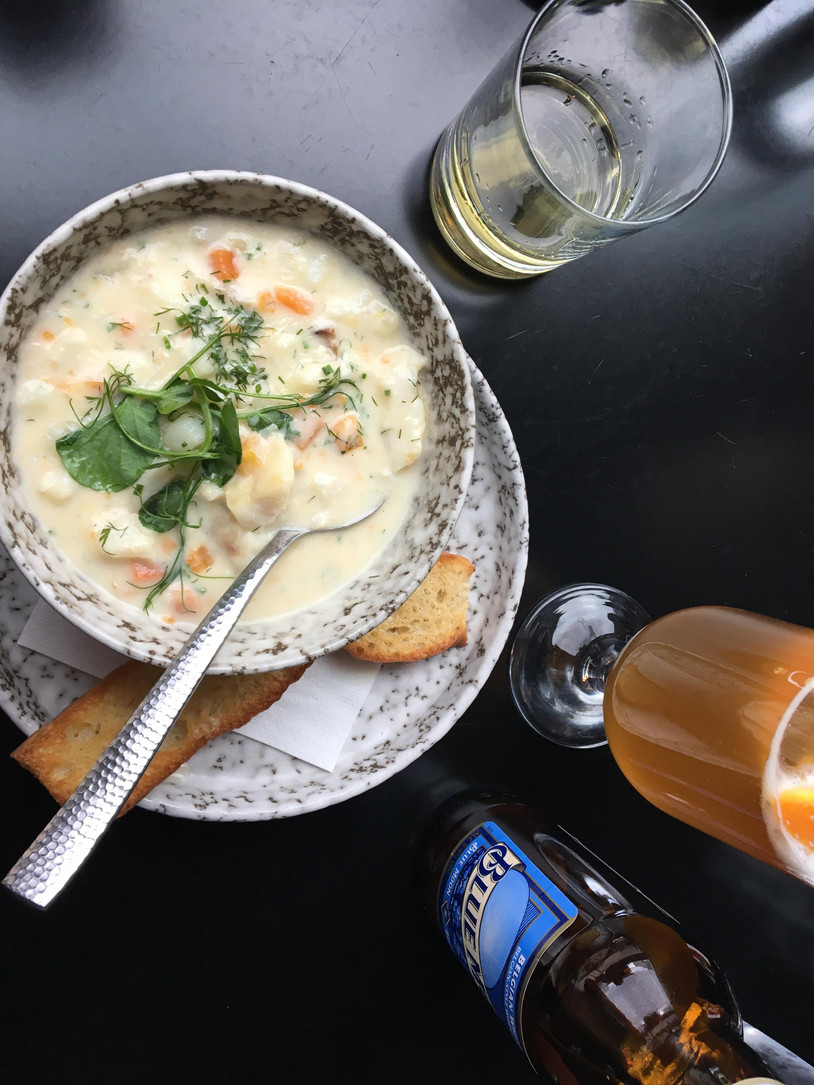 Top 7 Best and Worst Seafood Chowders in Ireland/UK
