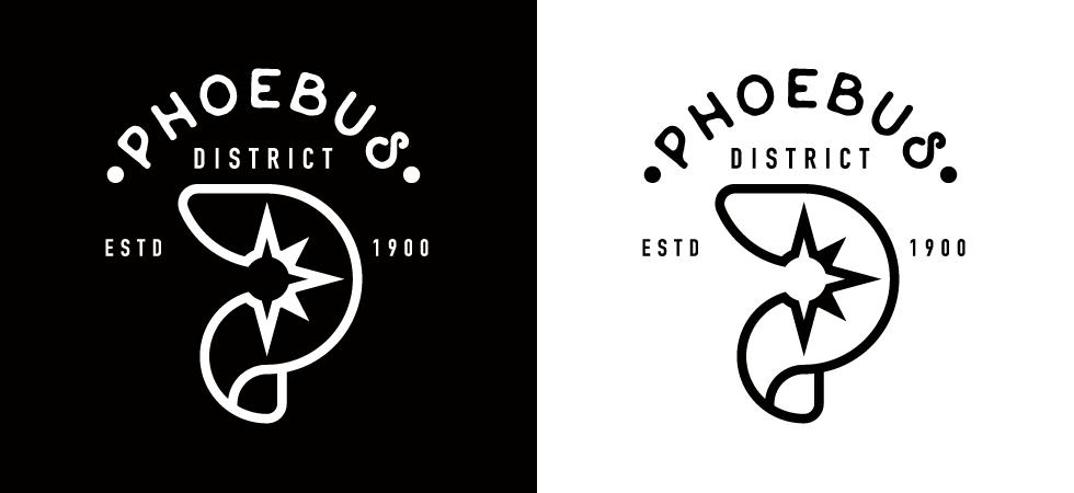 Phoebus District Logo