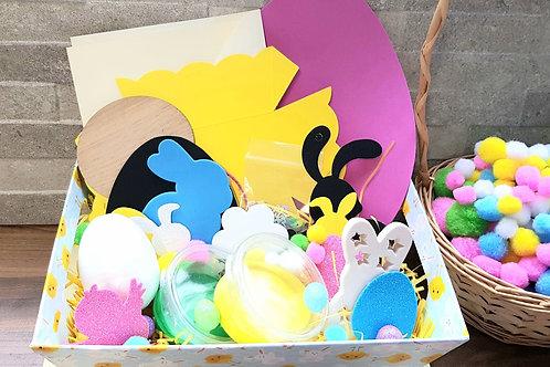 Easter Craft Hamper