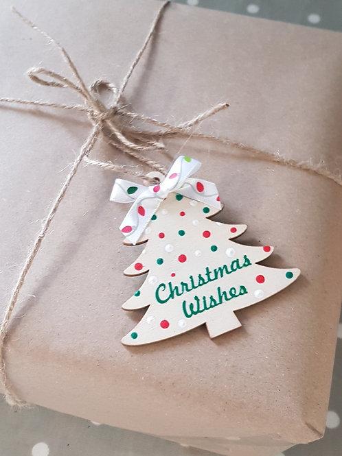 Christmas Gift Tags (set of 5)