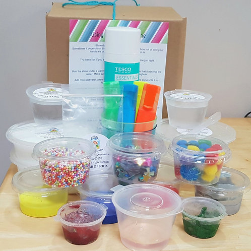 Family Slime Kit