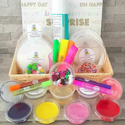 Birthday Slime Kit